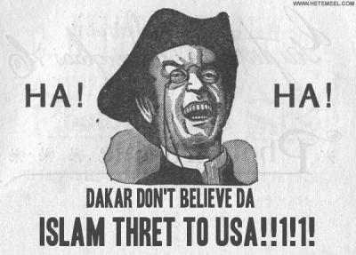Texto para el Debate: La creación del enemigo islámico en el marco de la geopolítica mundial de poder norteamericana