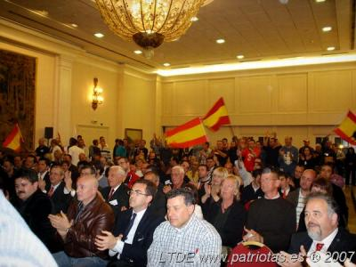 Texto para el Debate: EL CASO DEL NEOFASCISMO ESPAÑOL