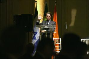 Aznar asegura que la seguridad de Occidente depende de la de Israel