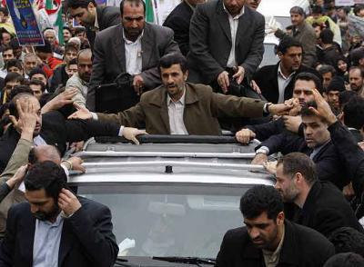Entrevista con Mahmud Ahmadineyad, Presidente de la República Islámica de Irán