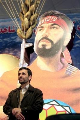 """AHMADINEYAD: """"El IMPERIALISMO SE ENCUENTRA EN UN CALLEJÓN SIN SALIDA"""""""