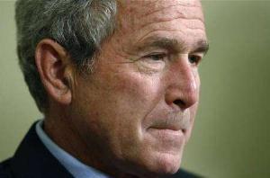 """Bush se Presenta Ahora como un """"Disidente"""" contrario a la Guerra de Iraq"""